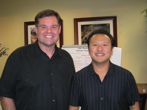 Bob Roberts and Seth.JPG