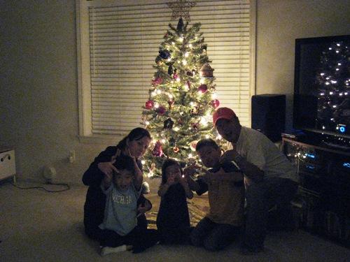 Christmas Tree Lights 2007.JPG