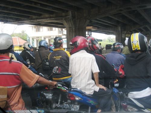 Indonesia and cycles.JPG