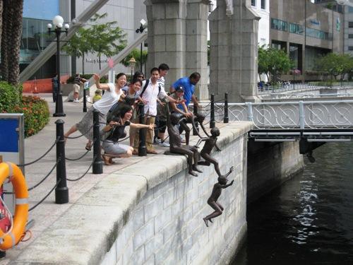 Jumping Off Statue.JPG