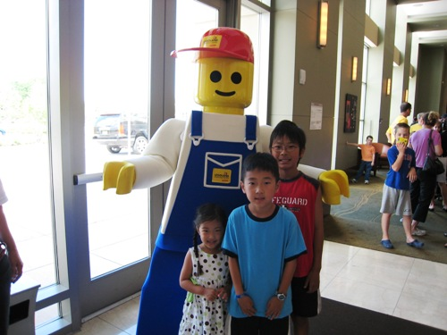 Kids and Lego Man.JPG