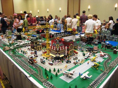 Lego Village.JPG
