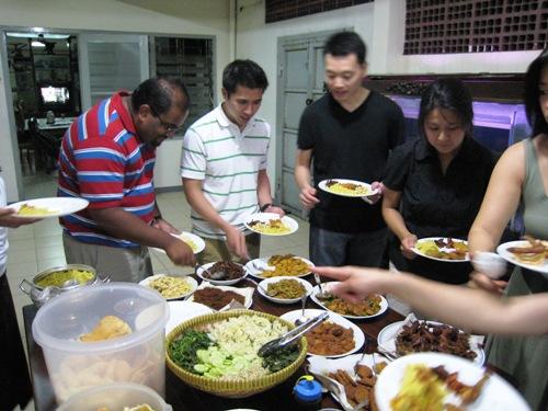 Meal at Halim Family.JPG