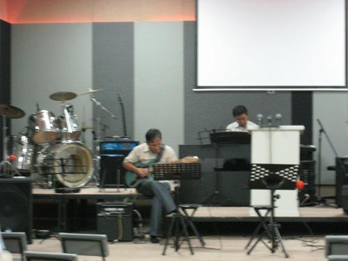Pastor Jacob Playing.JPG