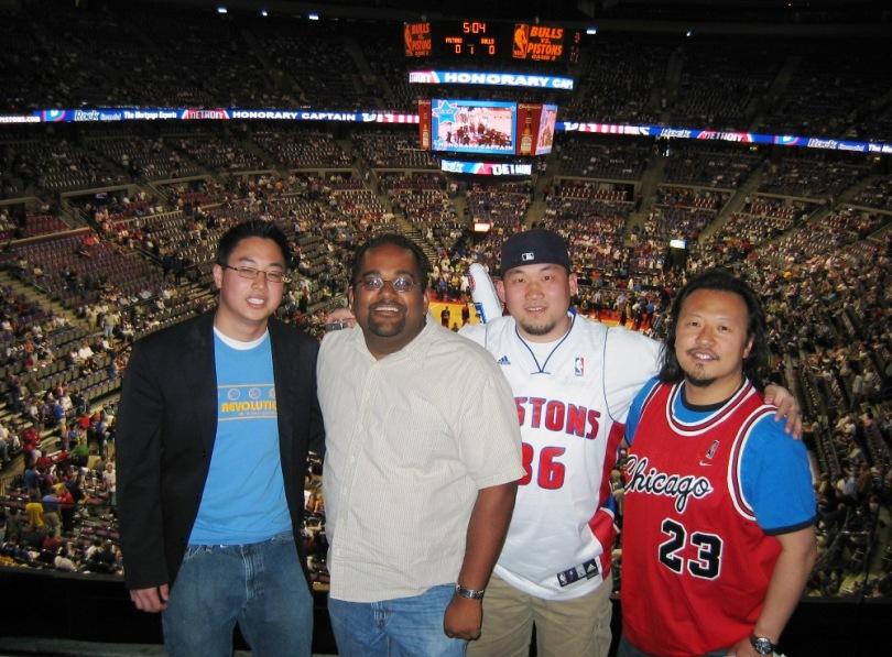 Pistons-Bulls Game.JPG