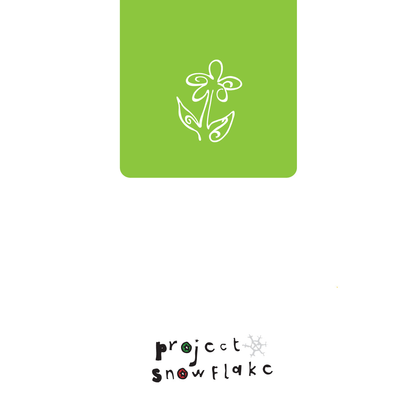 Project Snowflake Cover.jpg