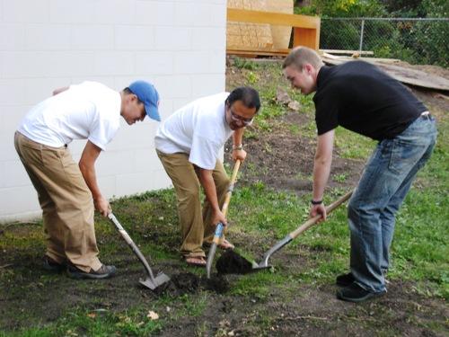 Sowing Prayers - Pastors Digging.JPG