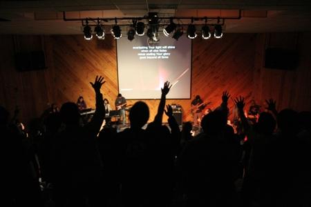 UG Retreat2006 Worship.JPG