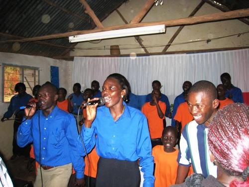 Ugandan Worship.JPG
