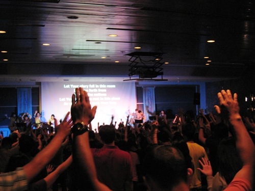 Worship at AMI Revolution08.JPG
