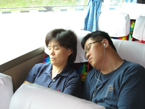 Young and Annette Sleeping.JPG