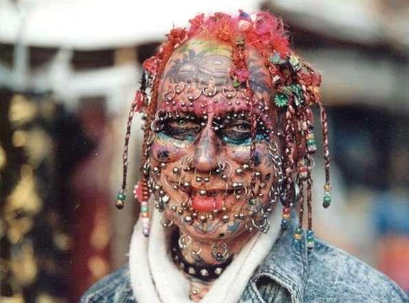 Pierced Man