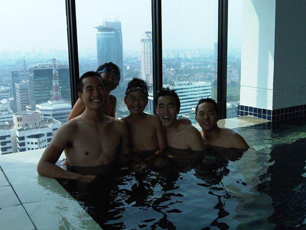 the-boys-swimming