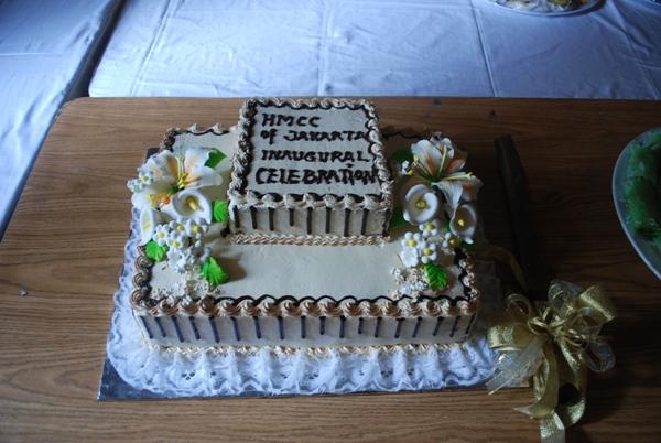 Inaug Cake