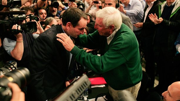 coach knight and coach k case Coach case study coach knight vs coach k case study a leader's greatest challenge is determining which leadership style is best suited to motivate their subordinates.