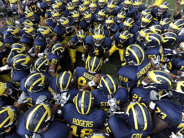 michigan football - photo #4